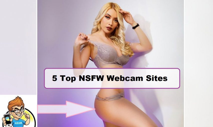 nsfw webcam sites