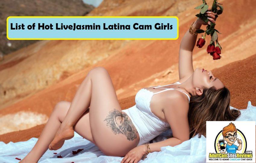 LiveJasmin Latina Girls