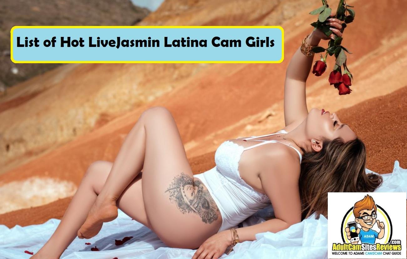 Girls livejasmin Categories